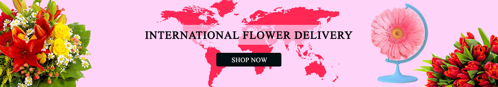 International Flower delivery